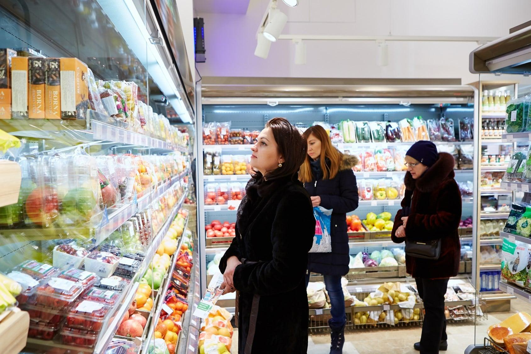 FruitNews: В москве открылся 15-й минимаркет «AB Daily» | FruitNews.RU