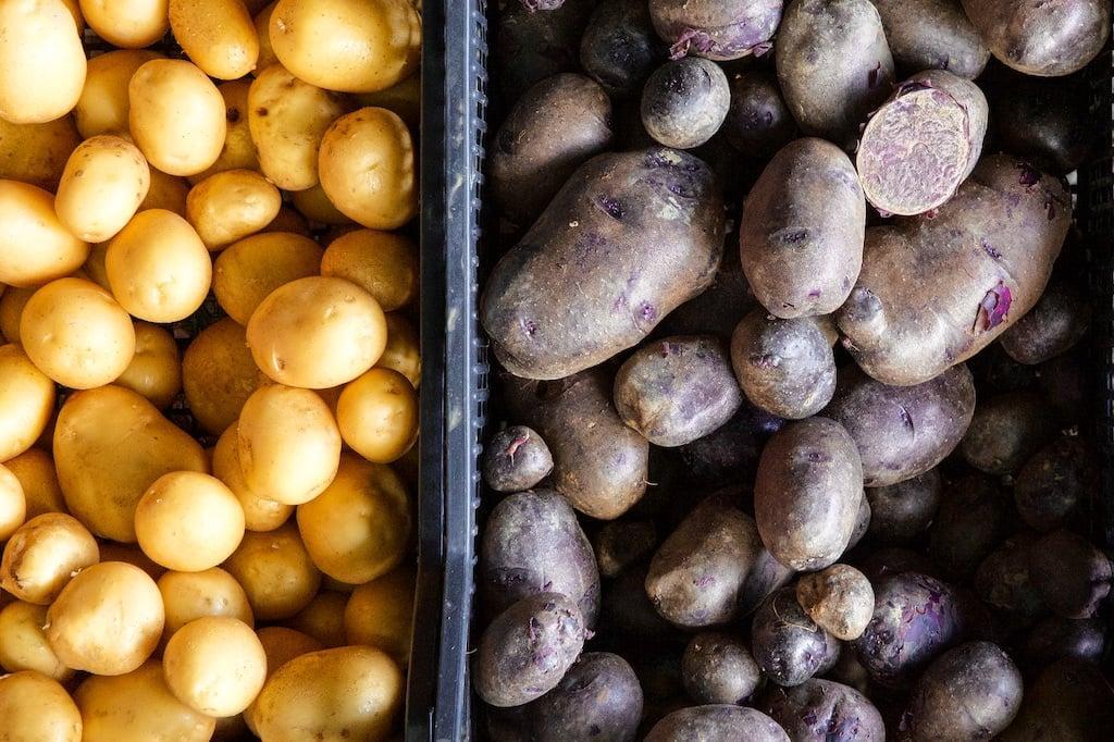 Картофель. Фото FruitNews.RU