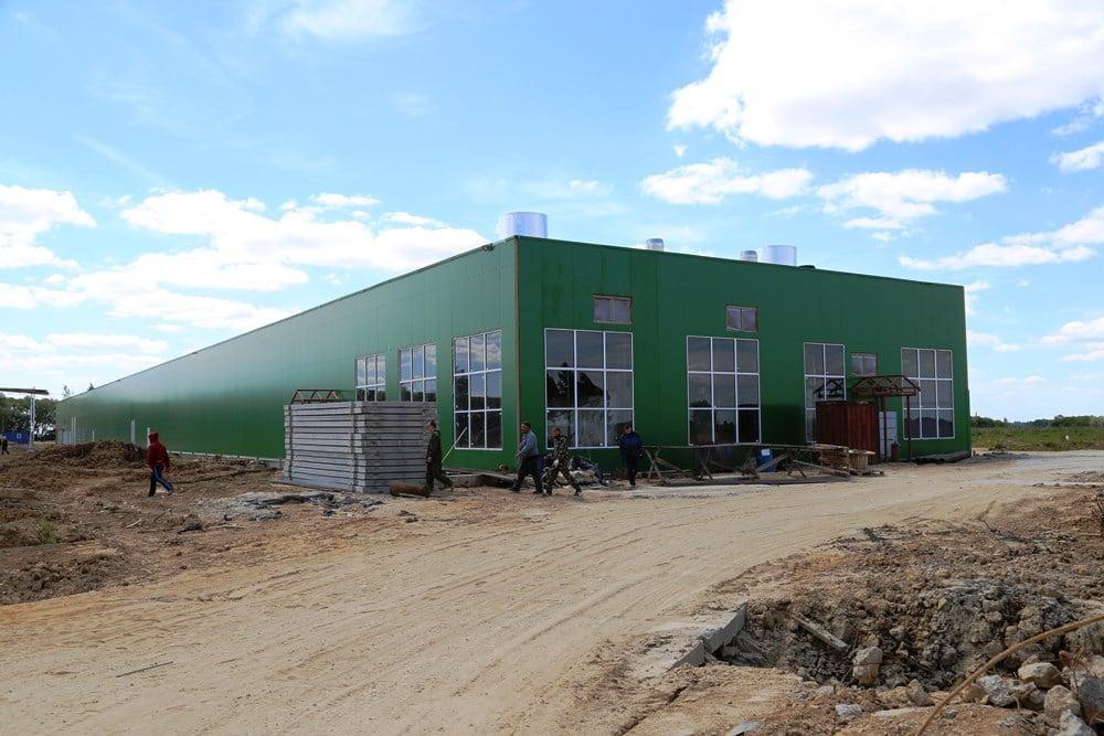 FruitNews: Более 8 тыс. тонн овощей будет производить ТК «Успенский» в Орловской области | FruitNews.RU