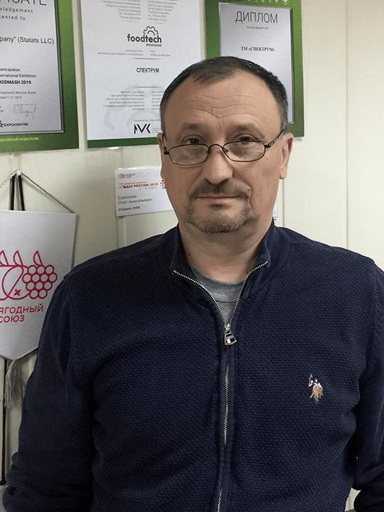 Олег Семченко
