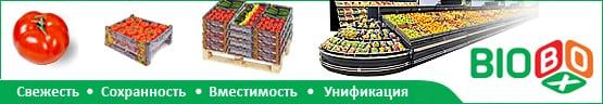 BioBox™ — это оператор сервиса инновационной упаковки для транспортировки и хранения продуктов питания