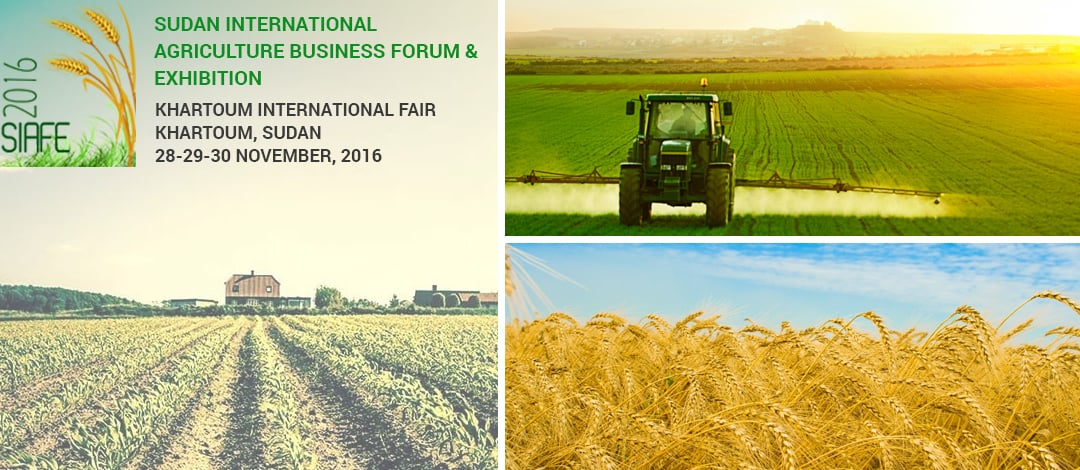 FruitNews: Sudan International Agriculture Business Forum & Exhibition (SIAFE 2016) (28.11.2016-30.11.2016)  | FruitNews.RU