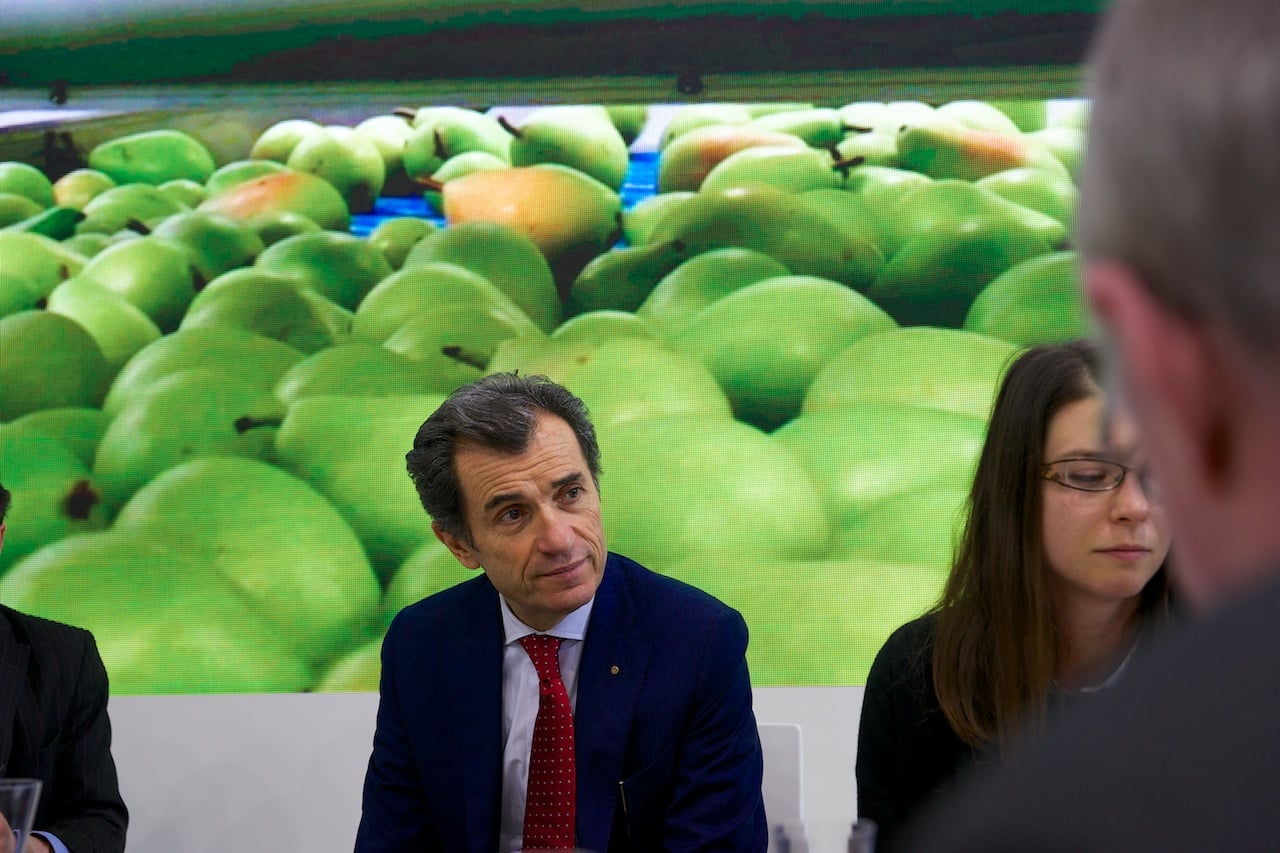 Fruit Logistica 2014
