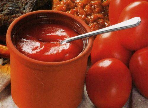 Как в домашних условиях сделать кетчуп из помидор на зиму