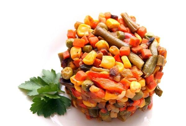 Замороженные овощи «Тропикана»